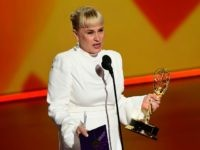 Emmys Video: Patricia Arquette Rails Against 'Trans People Being Persecuted'
