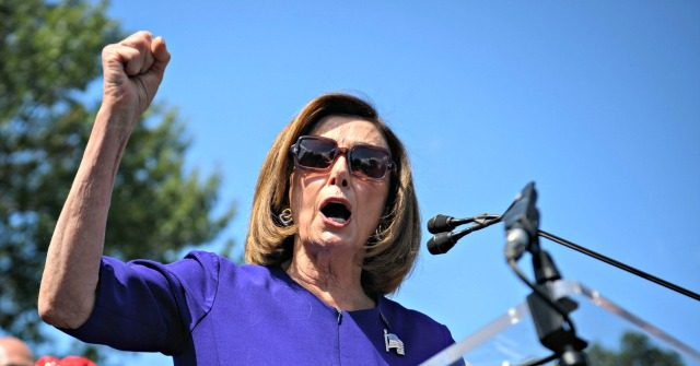 Pelosi Fed Up 640x335 - Nancy Pelosi Launched Impeachment Inquiry Without Waiting for Evidence