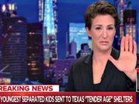 Rachel Maddow Crying on TV MSNBC