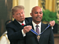 'Enter Sandman' — Donald Trump Awards Yankees Legend Mariano Rivera Medal of Freedom
