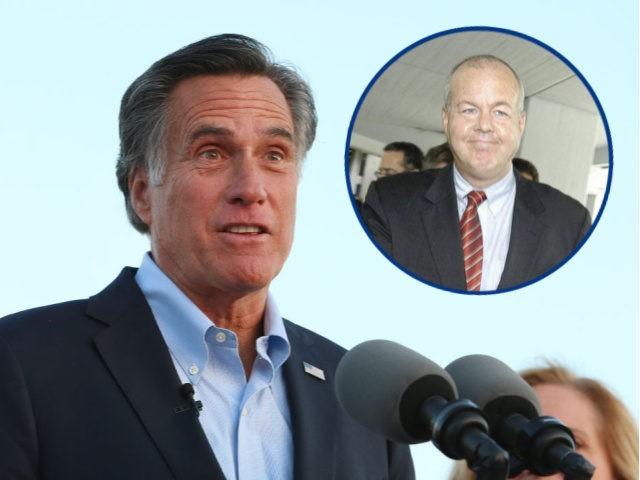 Mitt Romney, Joseph Cofer Black