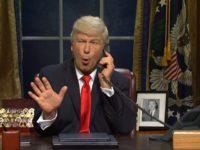 Alec Baldwin as Donald Trump on SNL, 9/28/2019