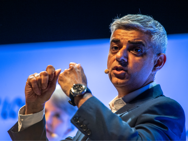 Sadiq Khan: Shutting down Parliament puts us on a slippery slope