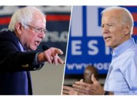 Nolte: Bernie Sanders Jumps to National Lead over Joe Biden