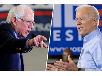 Sanders Hits Biden