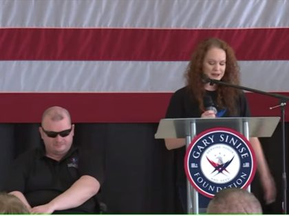 The Gary Sinise Foundation announced Wednesday it plans to build smart homes for two police officers shot in the line of duty.