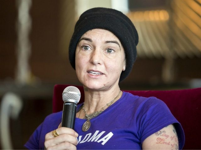 Sinead O'Connor Apologizes for Calling White People 'Disgusting'