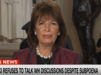 Speier: I'd Slap Lewandowski with an Inherent Contempt Order if I Ran Judiciary Committee