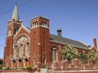 St. Patrick's Cathedral - El Paso