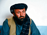 "In this picture taken on August 15, 2019, Mohammad Manzoor Hussaini, who previously fought for the Taliban, speaks during an interview with AFP in Kandahar. - Taliban loyalists are cheering the prospect of a deal with the US that after 18 years of gruelling conflict will see ""defeated"" American ""invaders"" …"
