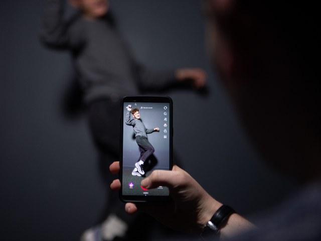 TikTok video app