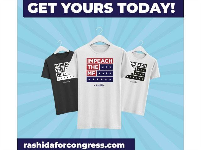 Tlaib T-shirts