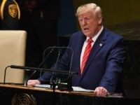 Trump United Nations (Saul Loeb / AFP / Getty)