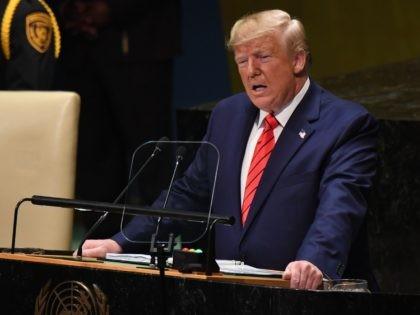 Trump United Nations (Saul Loeb / AFP / Getty)