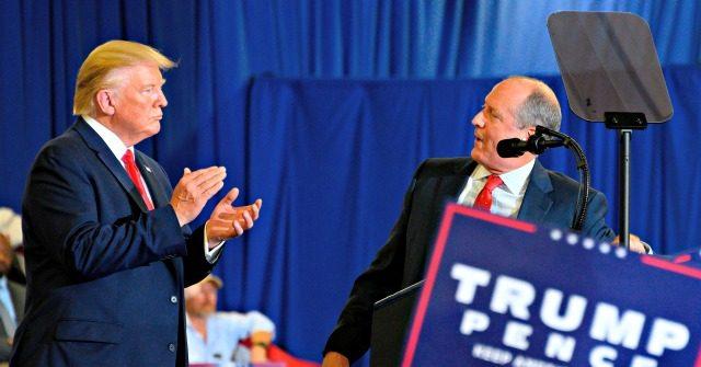 Donald Trump Celebrates Dan Bishop Victory in North Carolina
