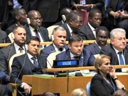 Ukranian Delegation at U.N.