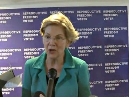 Warren- Investigate Kavanaugh