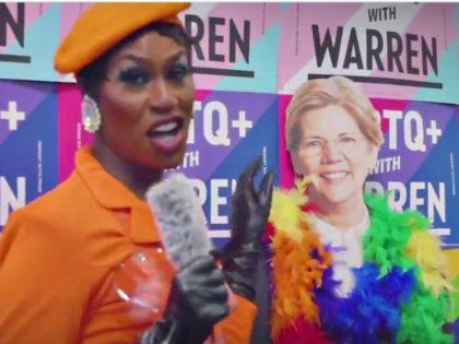 Warren, Ru Paul's Dragcon