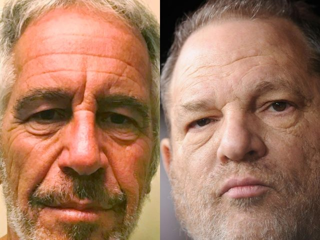 Jeffrey Epstein, Harvey Weinstein collage (1)