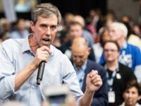 Beto O'Rourke Urges Supporters: 'Buck' the NRA — 'with a 'B'