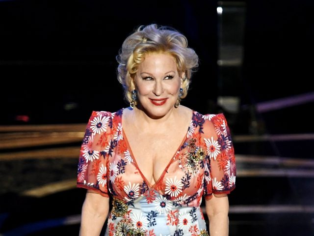 HOLLYWOOD, CALIFORNIA - FEBRUARY 24: Bette Midler performs onstage during the 91st Annual Academy Awards at Dolby Theatre on February 24, 2019 in Hollywood, California. (Photo by Kevin Winter/Getty Images)