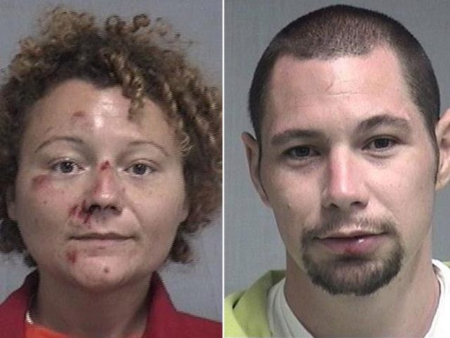 Florida couple allegedly caught having sex in patrol car after DUI arrests