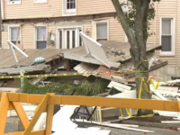WILDWOOD, N.J. - A home's multilevel deck collapsed Saturday evening in Wildwood during an event weekend, trapping people and injuring at least 22, including some children, officials said.