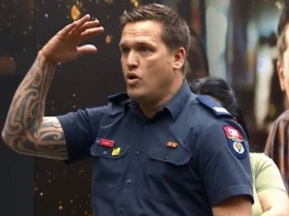 New Zealand firefighters took to the streets of Auckland on Wednesday to offer their own salute to those who died trying to save others in the immediate aftermath of the 9/11 terrorists attacks in New York.