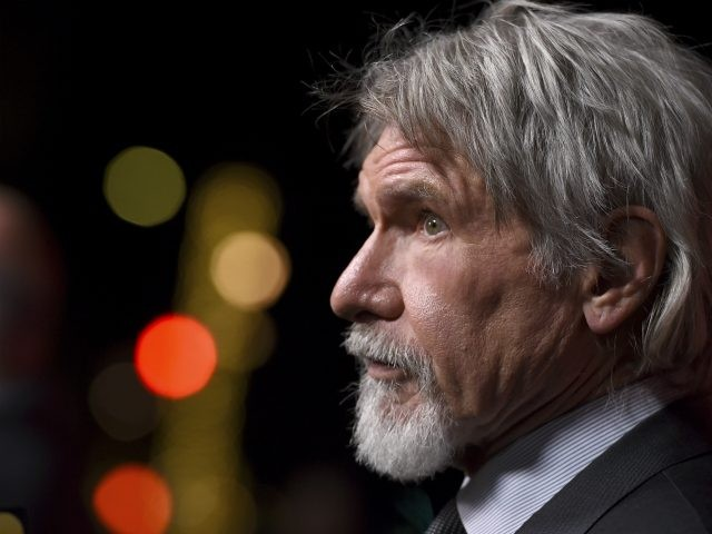 Harrison Ford arrives at the Patron of the Artists Awards on Thursday, Nov. 8, 2018, at the Wallis Annenberg Center for the Performing Arts in Beverly Hills, Calif. (Photo by Jordan Strauss/Invision/AP)