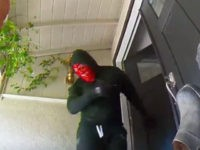 WATCH: Mom Sends Suspects Running After Attempted Home Invasion