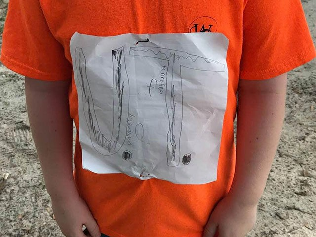 UT offers four-year scholarship to Fl. boy who inspired T-shirt design