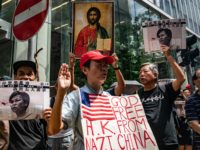 Activist: Trump Must 'Leverage' Hong Kong Protest Demands in Trade Talks