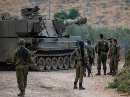 Hezbollah Fires from Lebanon at IDF Positions in Northern Israel