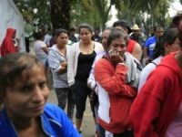80 Percent of Central American Women, Girls Raped Crossing into U.S.