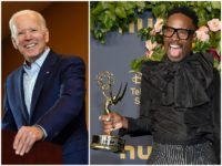 Joe Biden Praises Gay Actor Billy Porter's Emmy Award Win