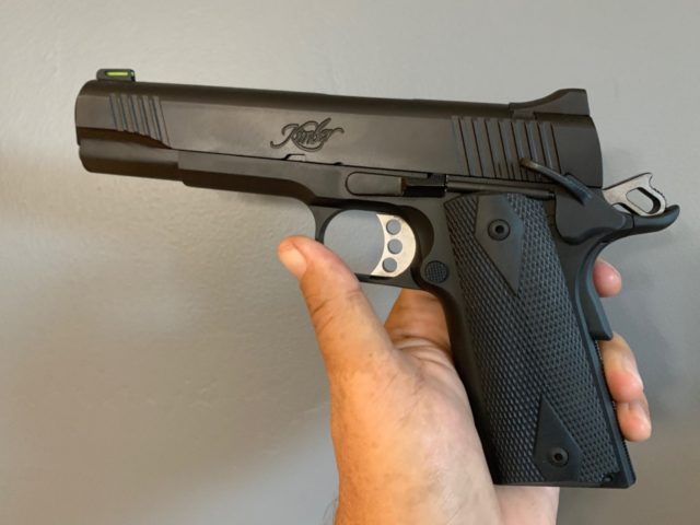 The Kimber Custom II is a refined, accurate, and perfectly reliable pistol chambered in 10mm.
