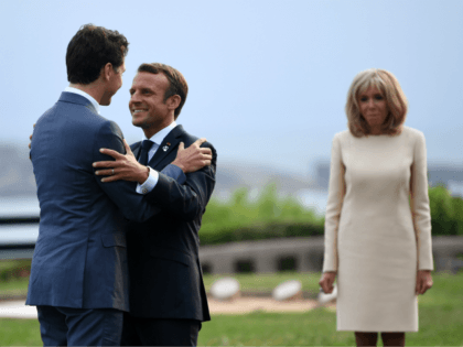Macron's Wife to Teach at 'Adult School' in Migrant-heavy Paris Suburb