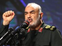 Iran's General Salami Boasts of 'Hidden' Special Military Powers