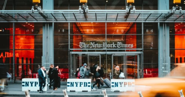 Nolte: NYT Forced to Admit Kavanaugh 'Victim' Doesn't Remember Assault