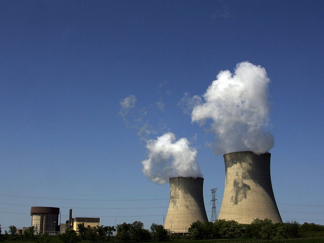 The Exelon Byron Nuclear Generating Stations running at full capacity 12 May 2007 in Byron, Illinois, is one of 17 nuclear reactors at 10 sites in three US states, is the nation's largest operator of commercial nuclear power plants and third largest in the world. In the US, nuclear operators …