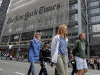 Nolte: The New York Times Is an Antisemitic Haven of Racism and Hate