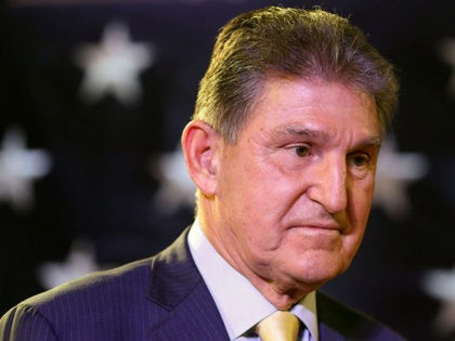 Democrats Need a 'Yes' Vote on Gun Control from Joe Manchin