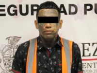 Cartel Hitman Captured in Mexican Border City