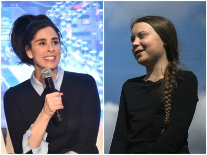 Sarah Silverman Says Jesus 'Is This Girl' Greta Thunberg