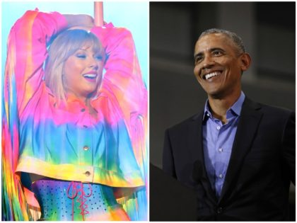 Taylor Swift: 'We Were in Such an Amazing Time When Obama was President'
