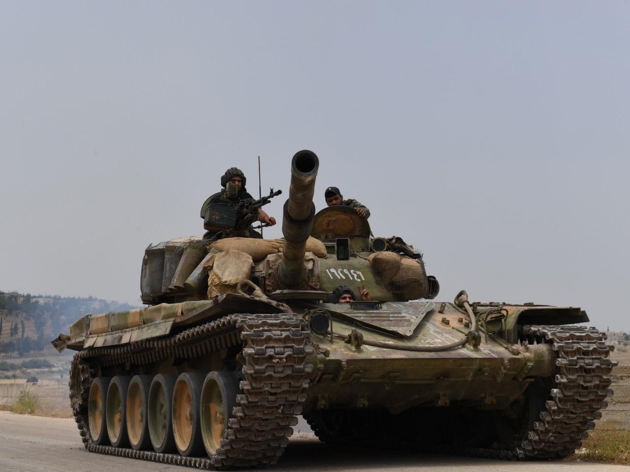Observer: Syria Moving Troops, Tanks Toward Israeli Border