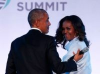 Barack and Michelle Obama Named Among Hollywood's Most Powerful People