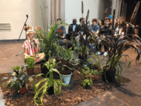 Union Theological Seminary Holds 'Confession to Plants' in Chapel Ceremony