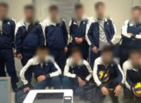 10 Syrians Disguised as Ukrainian Volleyballers Arrested in Greece