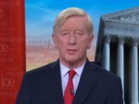 Bill Weld on Trump, Ukraine: 'That Is Treason' — 'The Penalty for Treason Under the U.S. Code Is Death'
